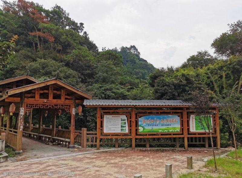 幸福生活农村文化墙