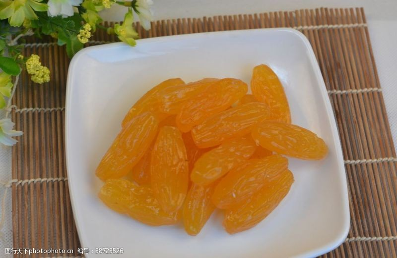 軟片黃水晶