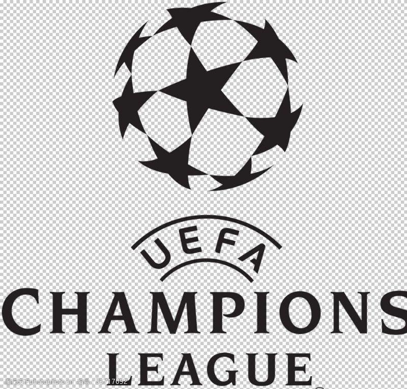 欧冠logo