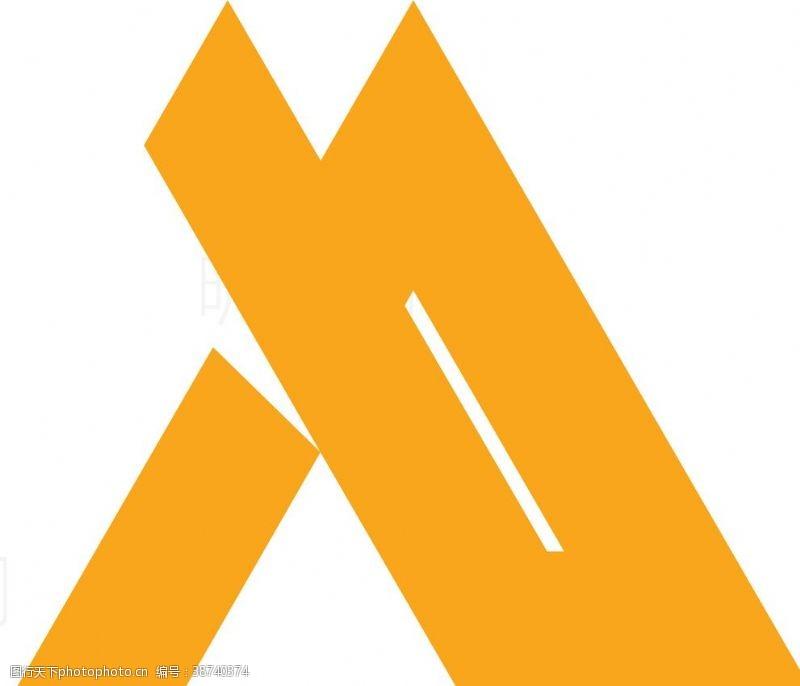 三角形标志创意LOGO