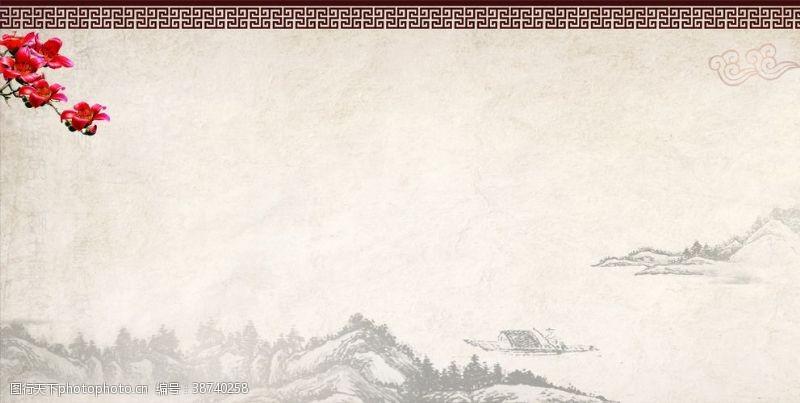 設計中國風傳統背景