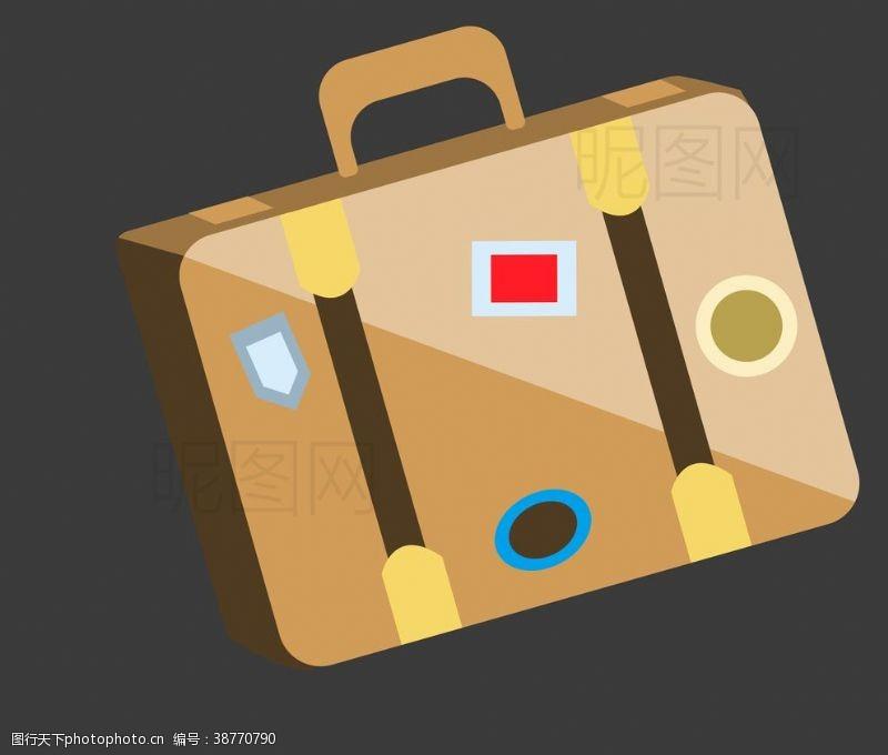 沙堡手提箱