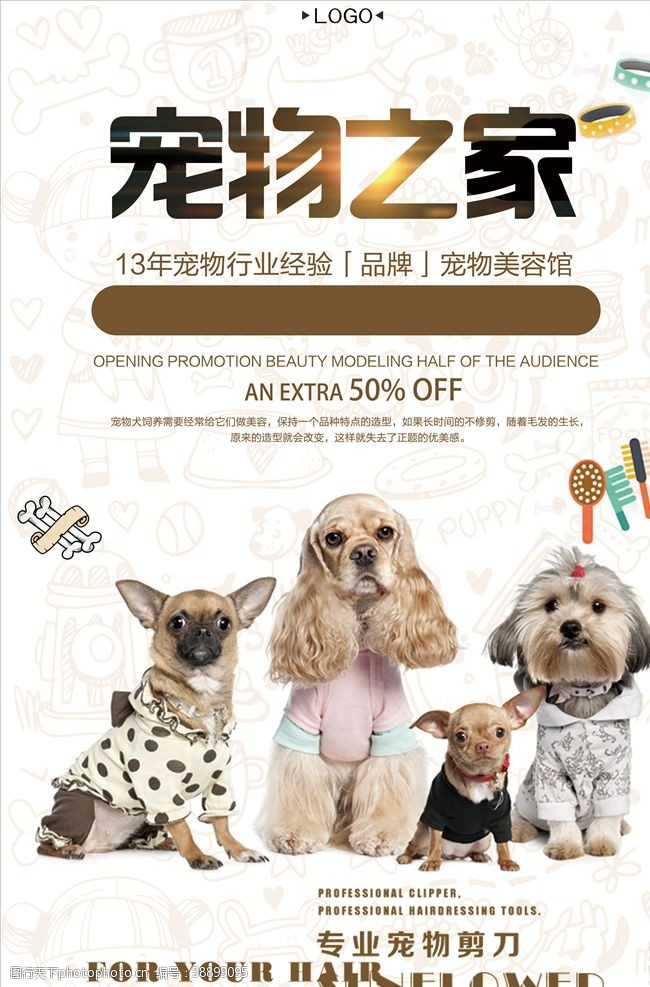 宠物之家宠物海报