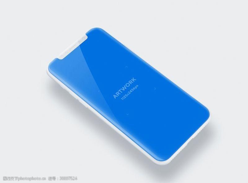 电子商务app手机样机