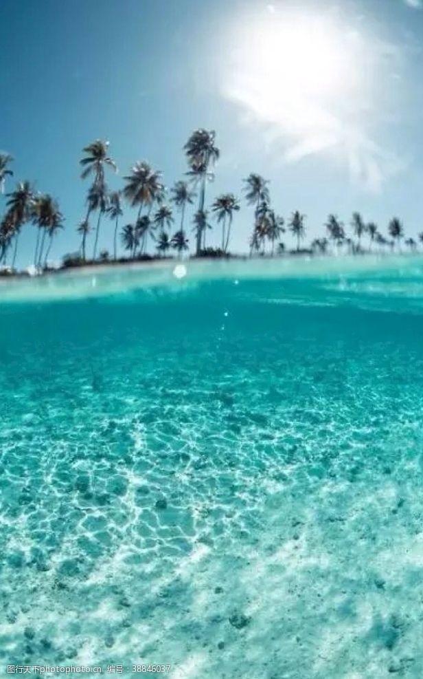 海岛摄影海岛