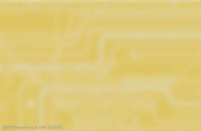 黄色底图黄色潮流抽象