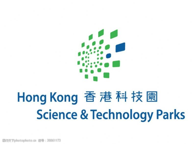 特别香港科技园标志LOGO