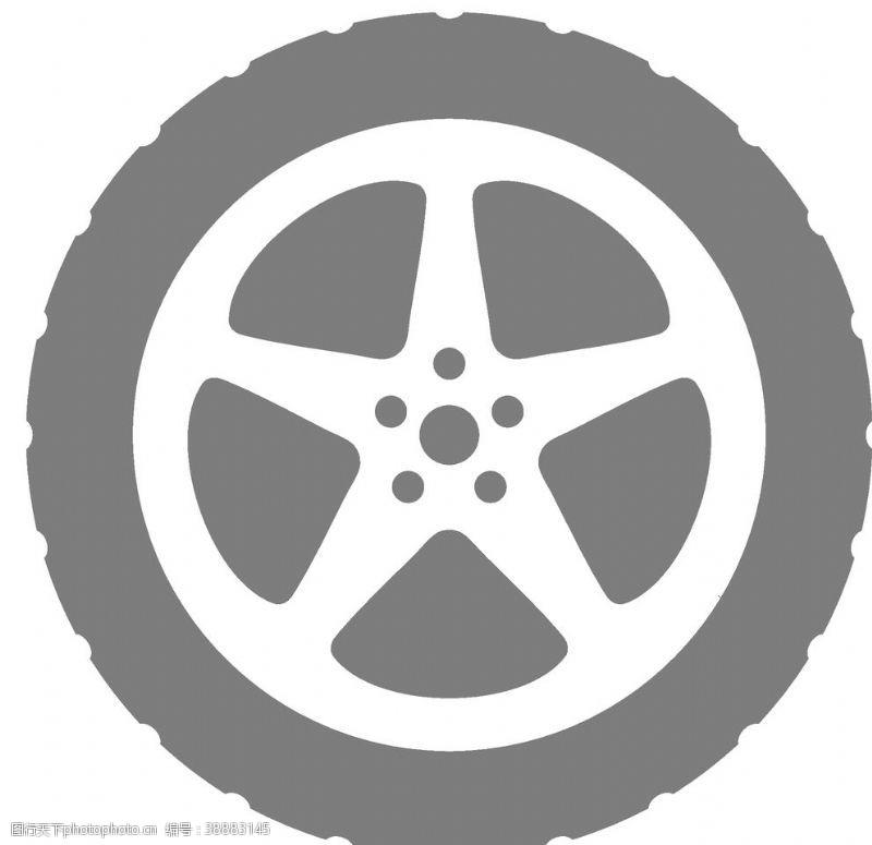 耐力 轮胎轮毂图片