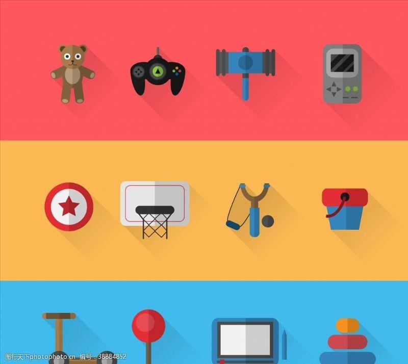 玩具游戏玩具品种繁多