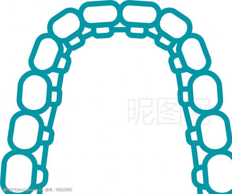 龋齿牙齿矫正器