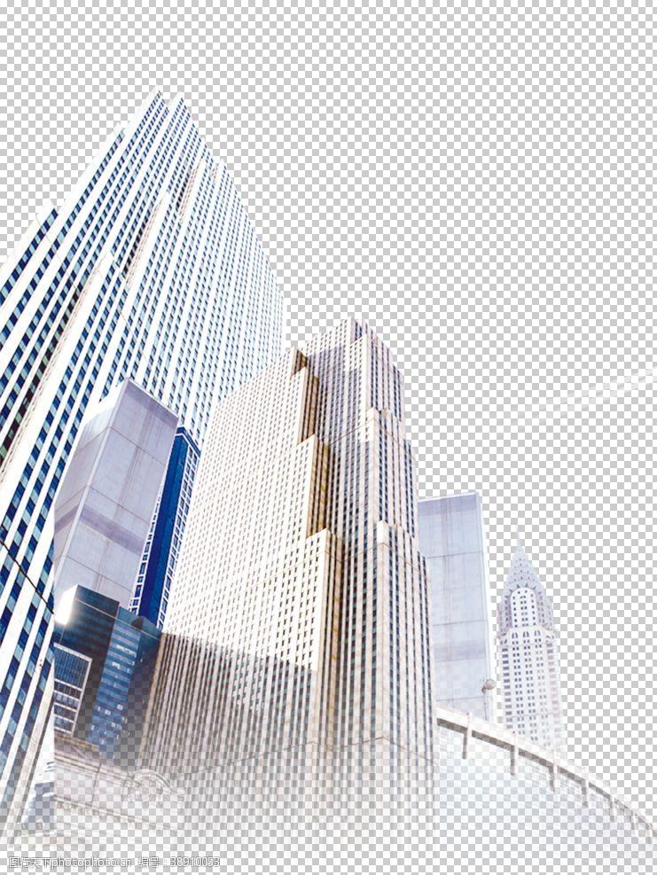 法国高楼大厦