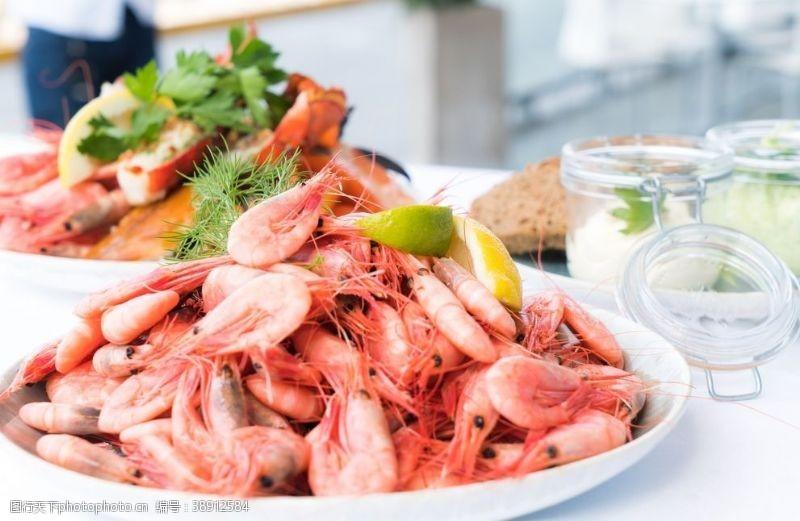 图片素材甜虾