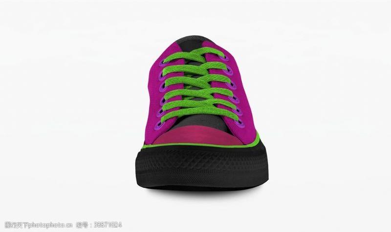 品牌运动鞋鞋样机