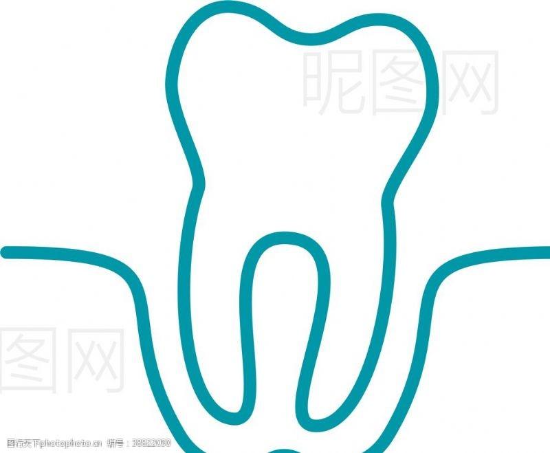 龋齿牙齿种植