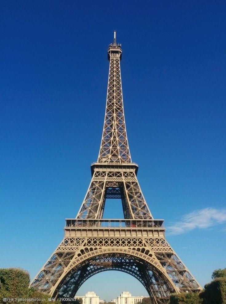 欧洲 埃菲尔铁塔图片