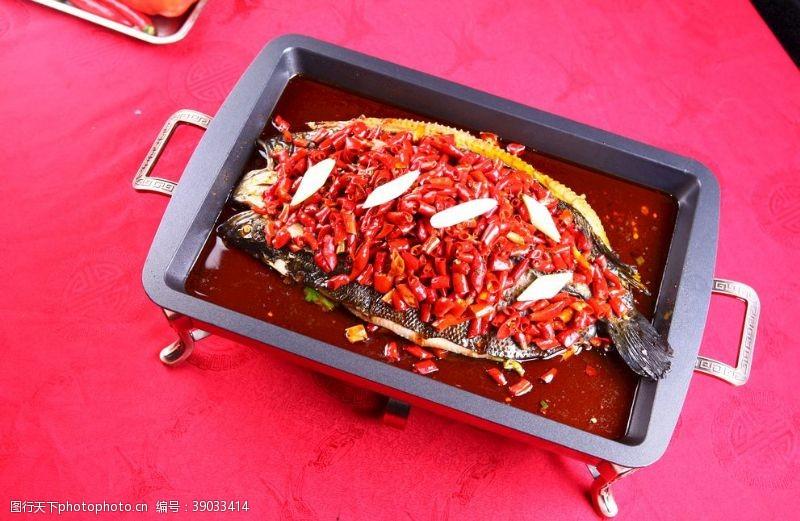 香辣烤鱼 怪味烤鱼图片
