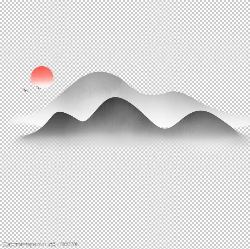中国风展板古风元素
