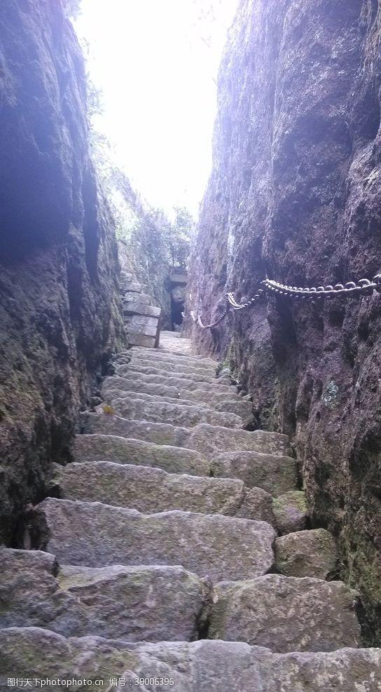 攀岩 石阶图片