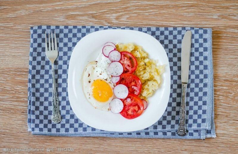 图片素材西餐
