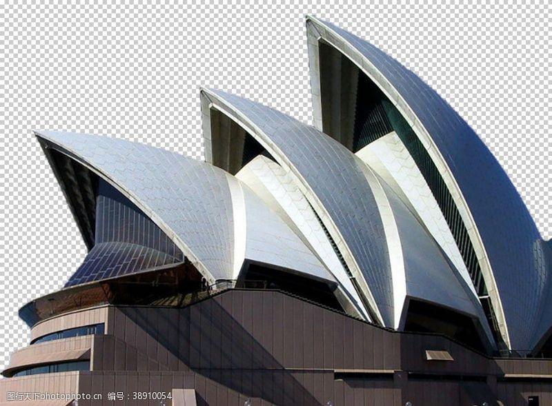 高楼悉尼歌剧院