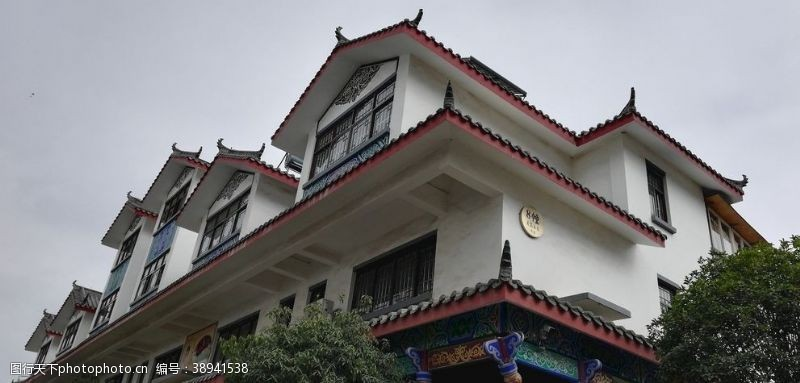 房屋古典建筑 古典大楼建筑图片