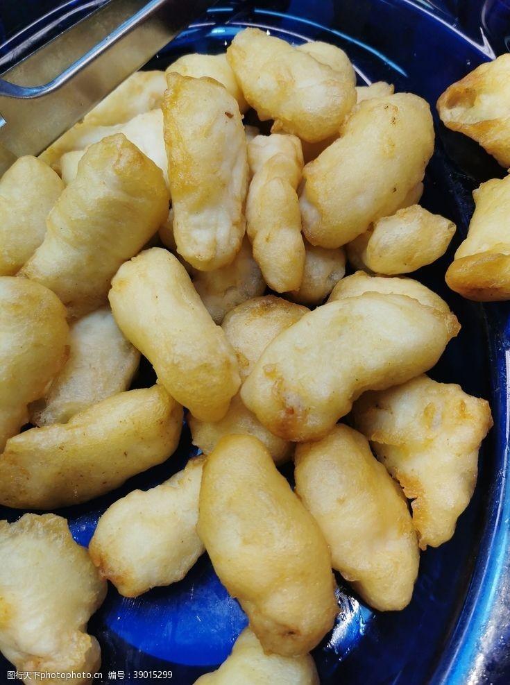美食菜品 鱼枣图片