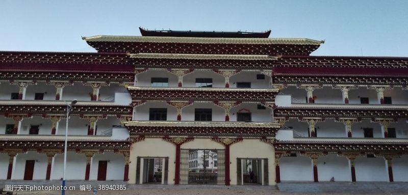 房屋古典建筑 寺院建筑图片