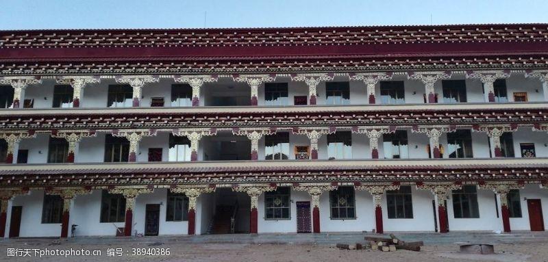 房屋古典建筑 寺院庙宇建筑图片