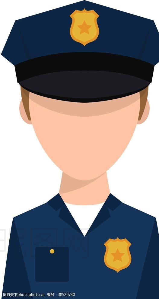 招待 警察图片