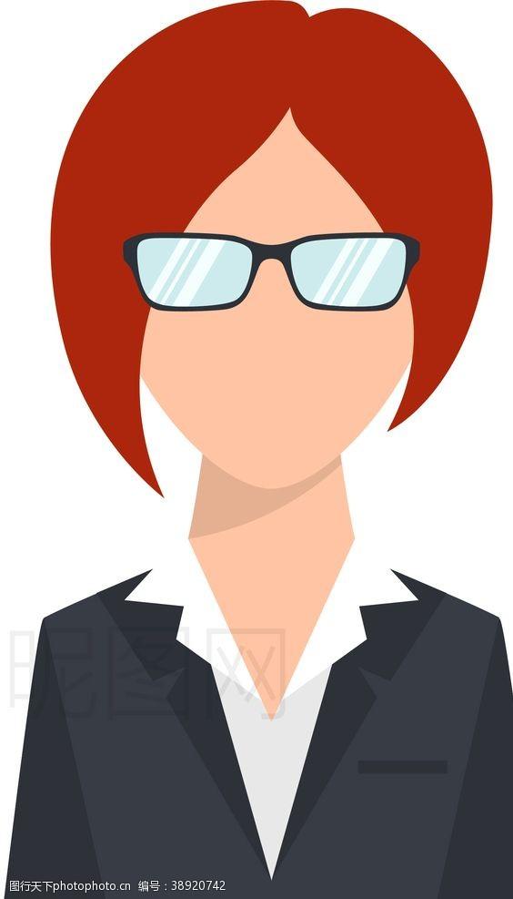 招待 职场女性图片