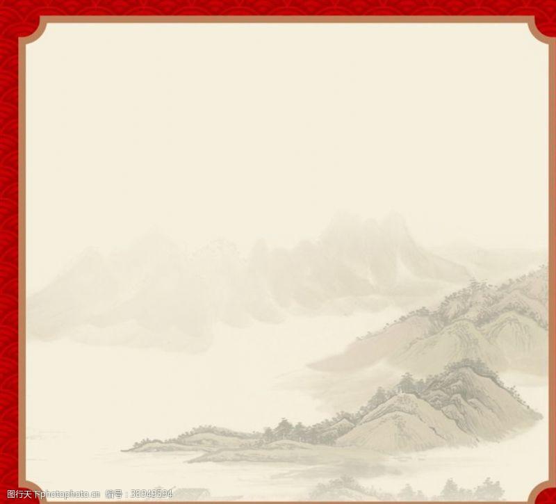 欧式边框 古典边框图片