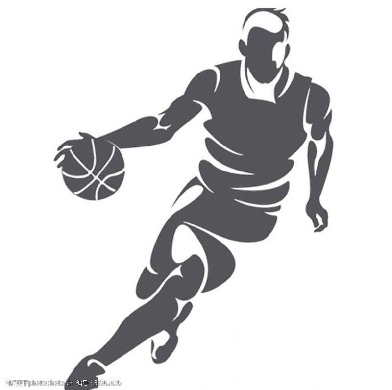 动感人物 篮球人物图片