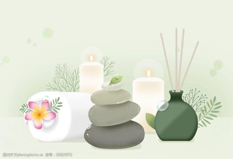 spa护理 美容图片