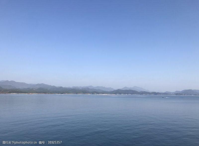 画卷 千岛湖图片