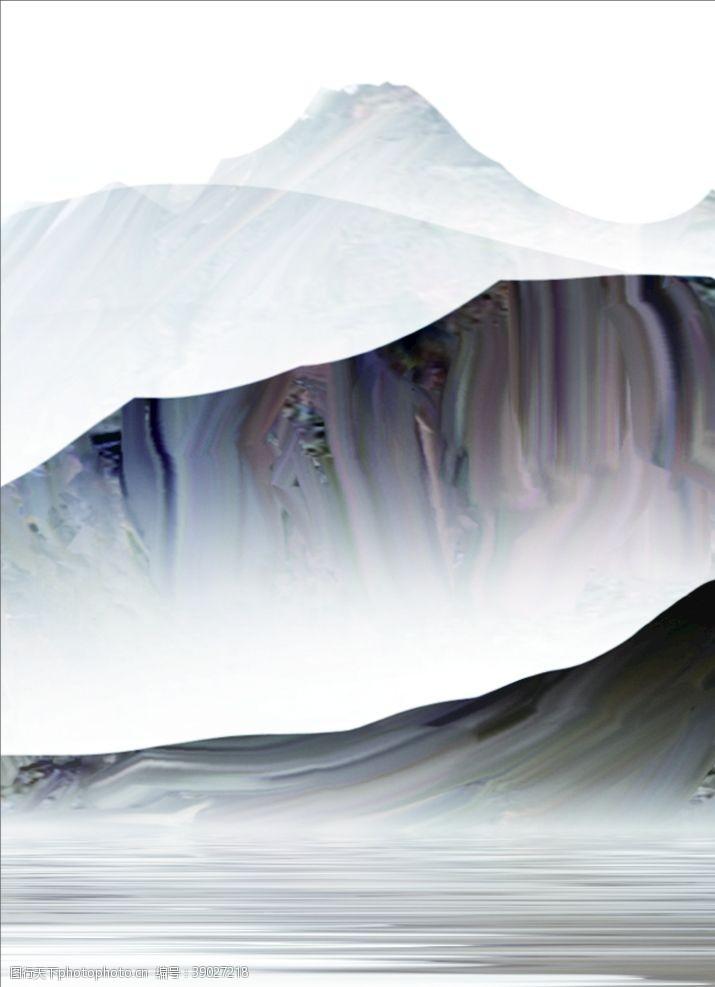 画卷 山水画图片