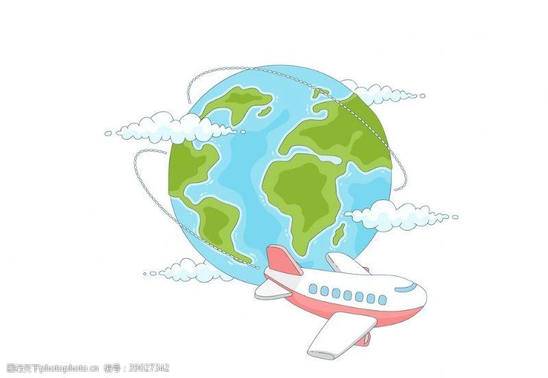 动漫动画 地球图片