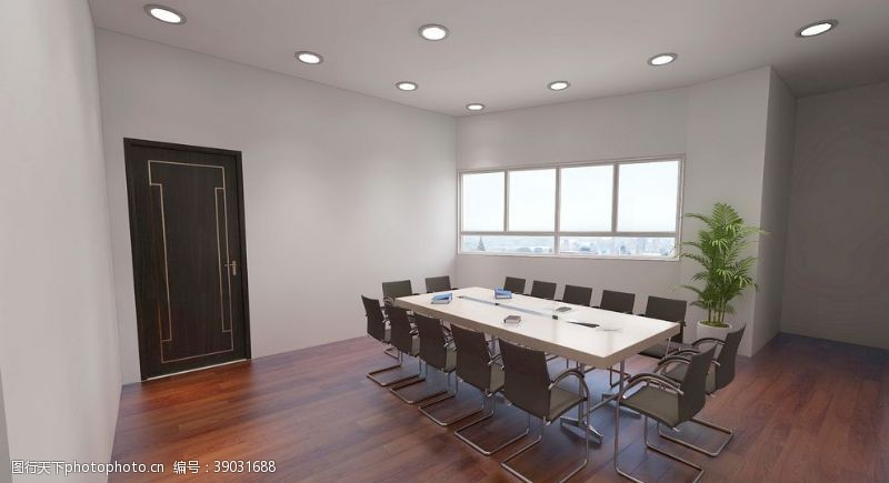 办公室设计 会议室图片