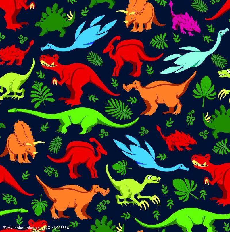 原创设计 卡通恐龙图片