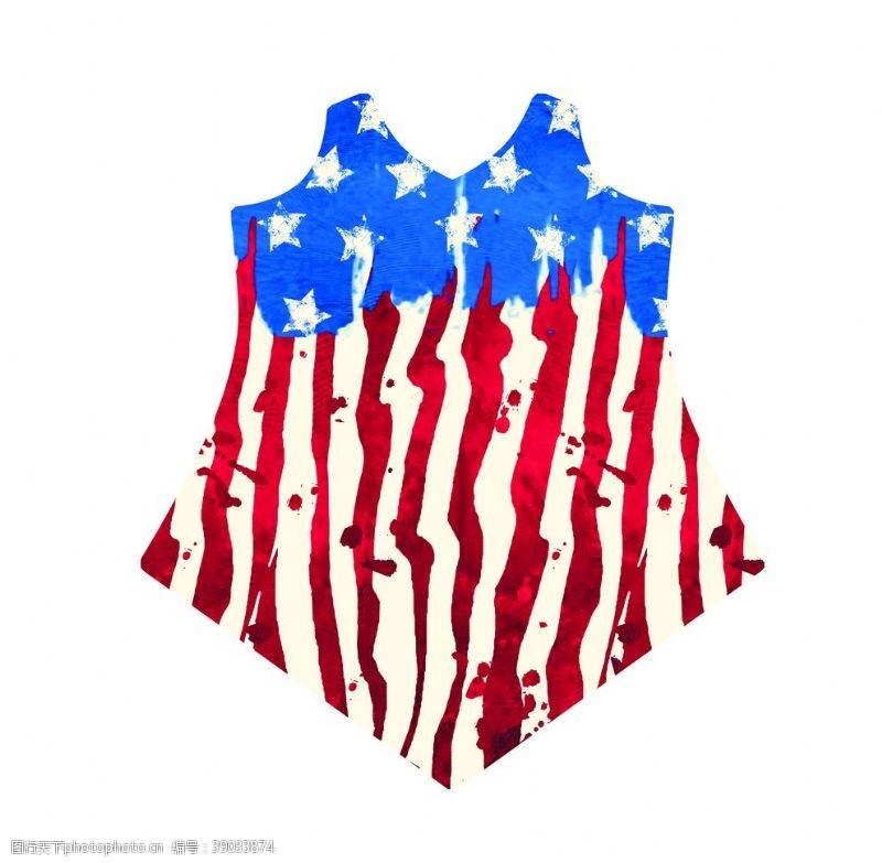 广告 美国国旗图片