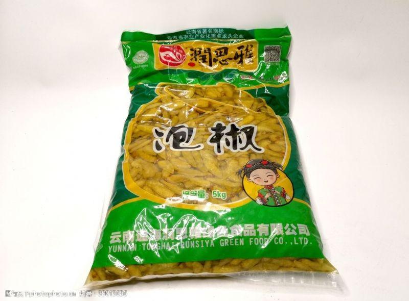 撸起 泡椒食品图片