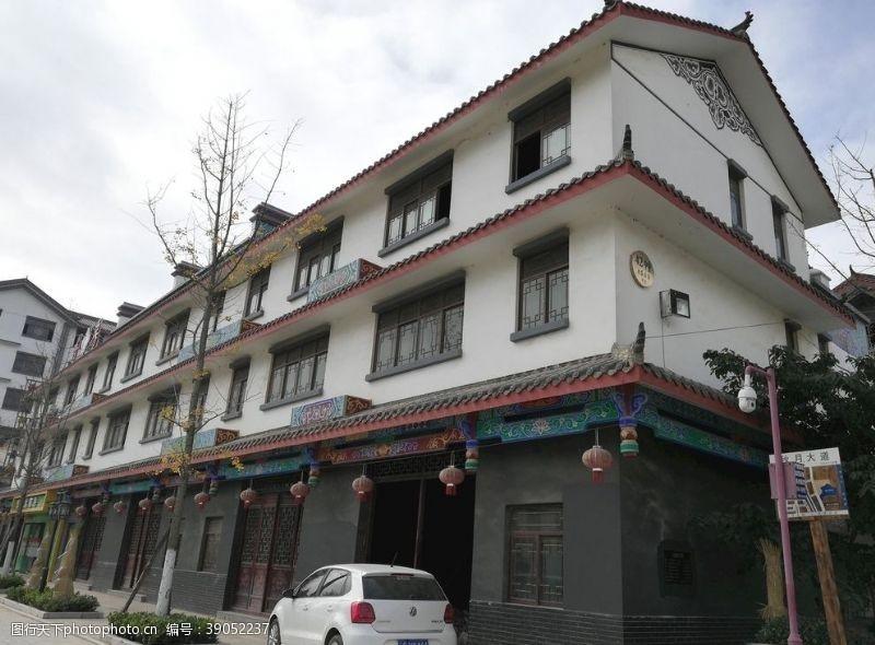 房屋古典建筑 别墅图片