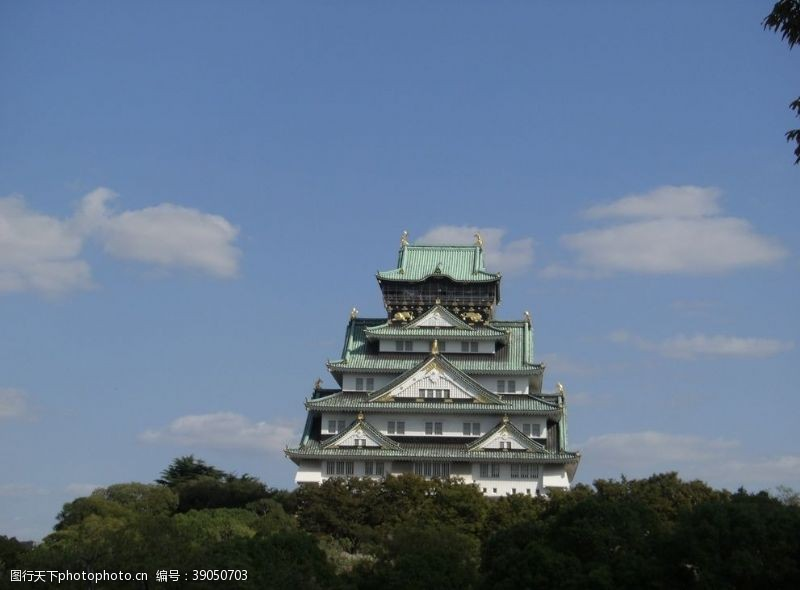 畅游日本 大阪图片