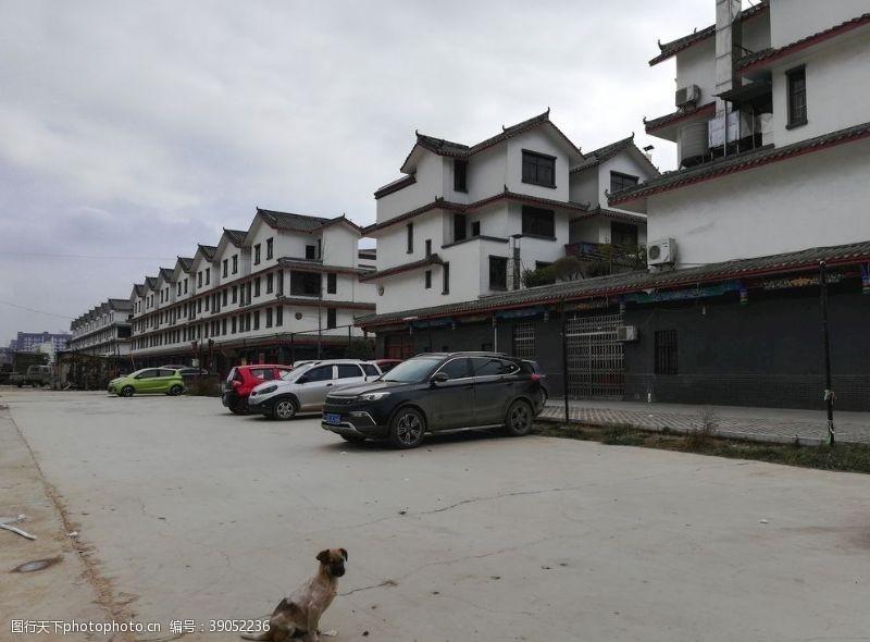 房屋古典建筑 古镇别墅古建筑图片