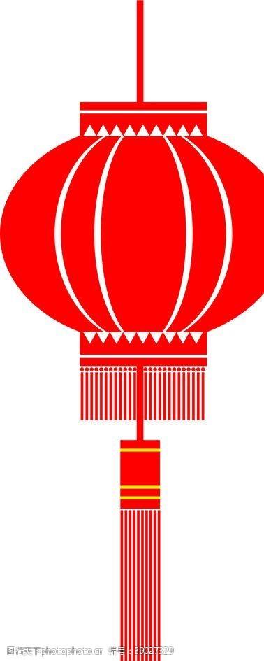 动漫动画 红灯笼图片