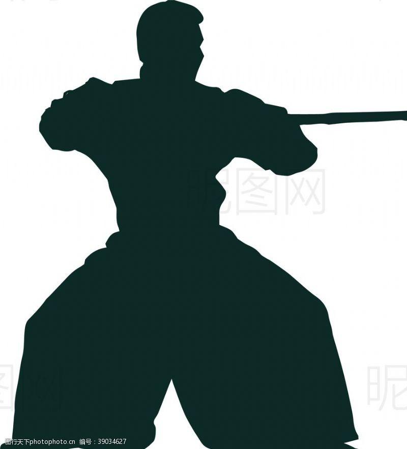 搏击 击剑图片