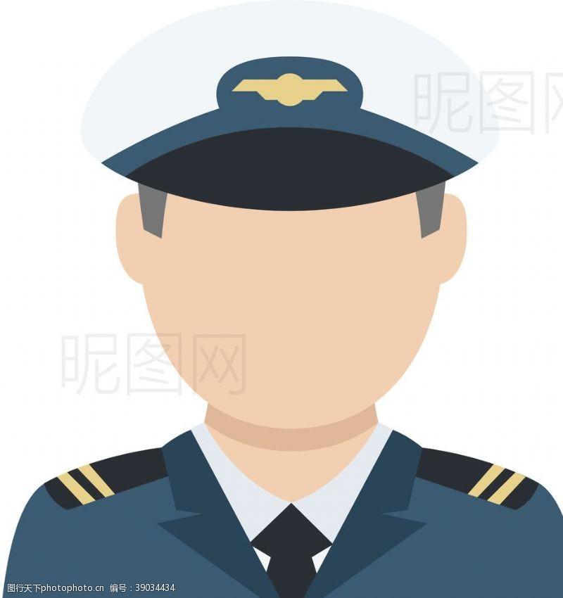 男人 警察图片