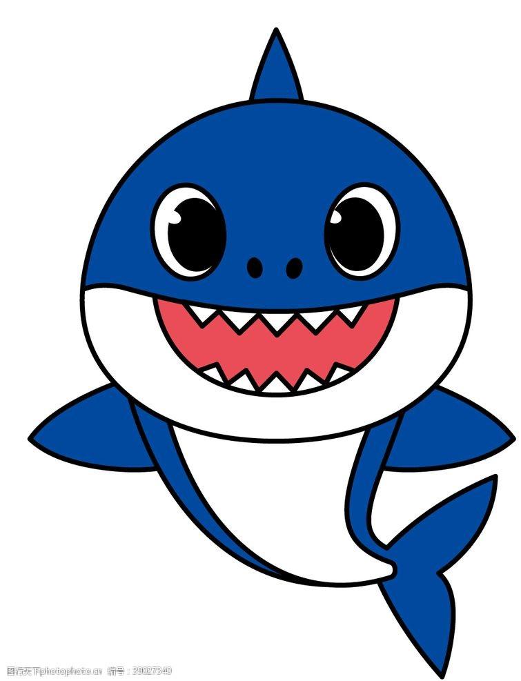 动漫动画 鲨鱼图片