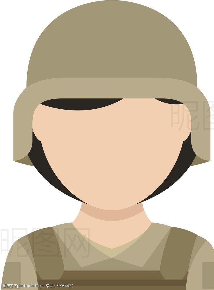少妇 士兵图片