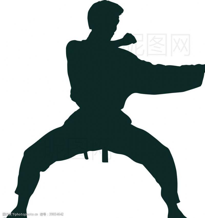 搏击 跆拳道图片