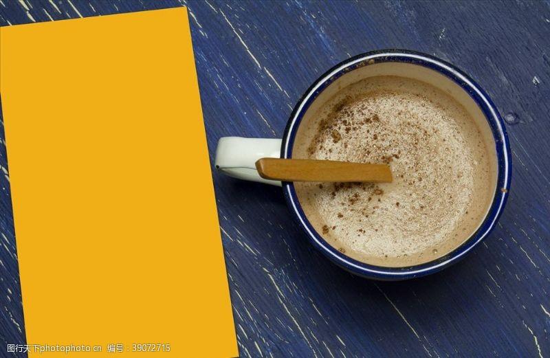 咖啡杯 餐饮样机图片